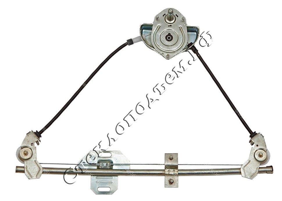 Фото №5 - механический стеклоподъемник ВАЗ 2110